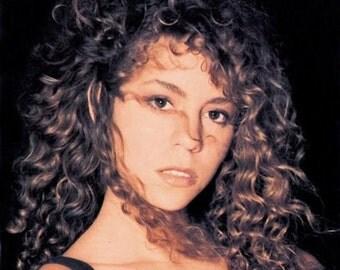 Mariah Carey Visions Of Love Cassette Tape Music 1990 Sony UPC 07464452024