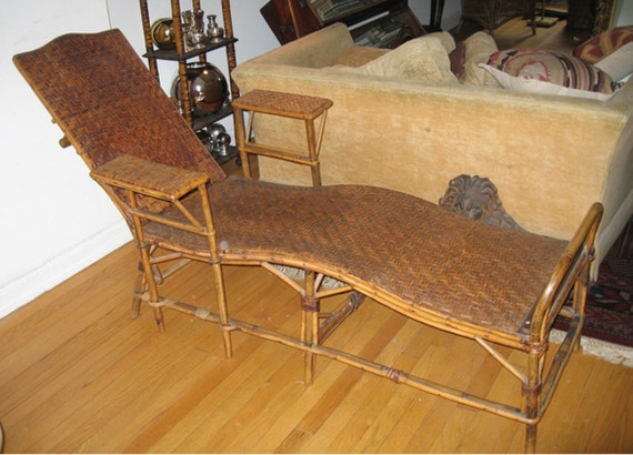 Antique french chaise lounge by lesaet on etsy for Antique french chaise lounge