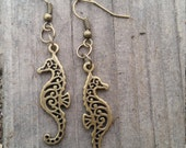 SALE Seahorse Earrings Sea Horse Jewelry Popular Jewelry Trending Jewelry Teen Girl Gifts Tween Girl Gifts Women Sale Jewelry