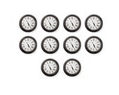Glass Dome, Cabochon Lot, Jewelry Making, Photo Glass Cabochon, Glass Cabs, Antique Clock, Time, 8mm 12mm 16mm 20mm, C1148