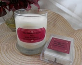 SALE - 12 oz Soy Wild Raspberry Container Candle