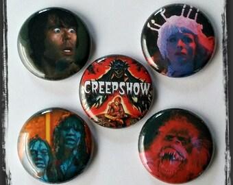"Creepshow - 1"" Button Choose Your Own"
