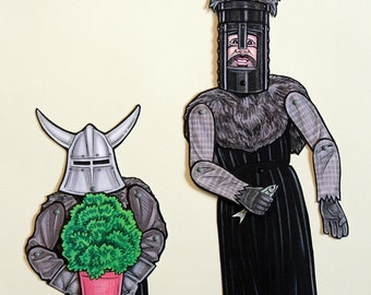 We are the Knights Who Say Ni!  - inspired by Monty Python