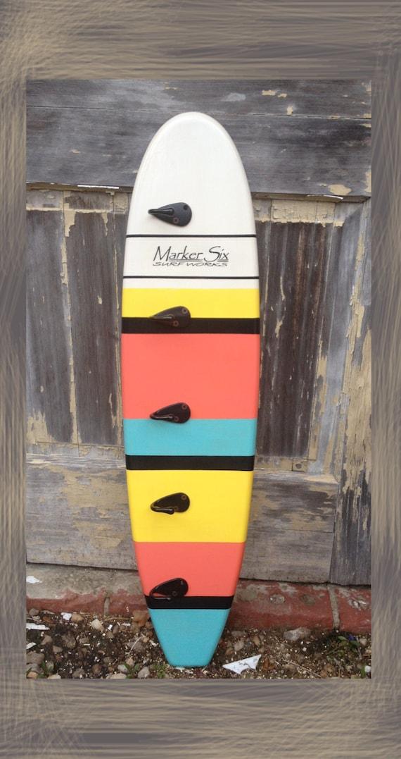 Planche de surf ray porte manteau 36 pouces ou 48 pouces for Porte 36 pouces