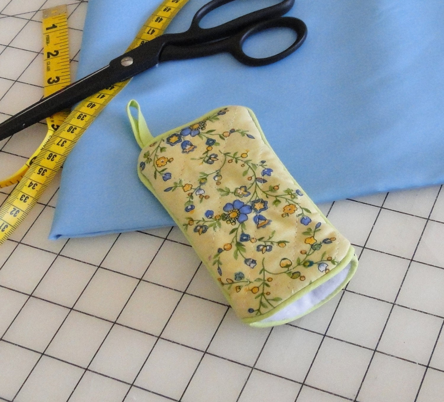 Pattern Download Quilted Pot Handle Cover Pattern Easy To