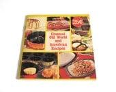 Nordic Ware Recipe Booklet for bundt cake pan, ebelskiver, krumkake, rosette timbale maker, & more Unusual Old World American Recipes