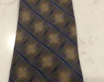Silk Necktie by Jhane Barnes
