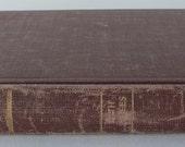 vintage textbook, Plane and Spherical Trigonometry, 1934, from Diz Has Neat Stuff