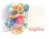 cute cloth doll