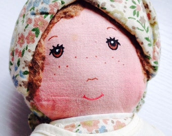 1970's  Holly Hobbie Heather Doll