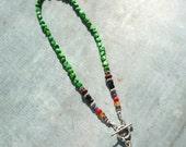 Handmade, Artisan, Turquoise, Necklace