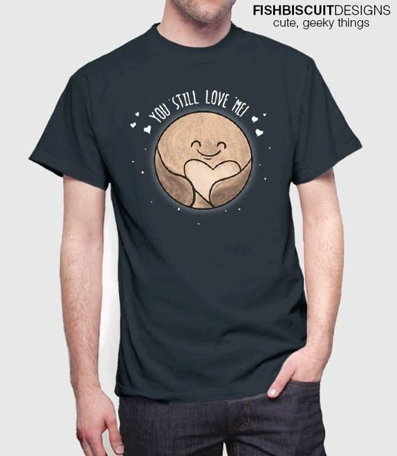 pluto planet t shirt-#11