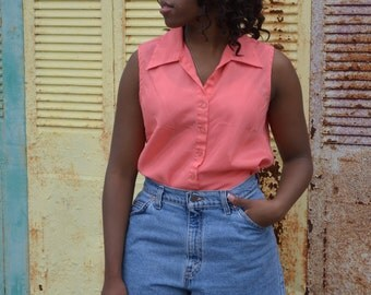 Levi Strauss Shorts, Size 14, High Waisted Blue Jean Shorts, Vintage Levi's Women's Shorts, Ladies' High Waisted Jean Shorts, Hipster