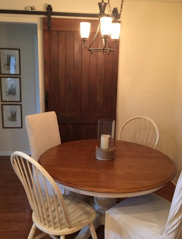 custom vintage porte de grange porte de la grange rustique. Black Bedroom Furniture Sets. Home Design Ideas