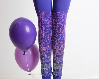 Sunrise balloons – leggings