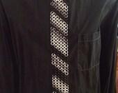 Chainmaille Necktie/ Chain Mail Tie, European 4 in 1 weave