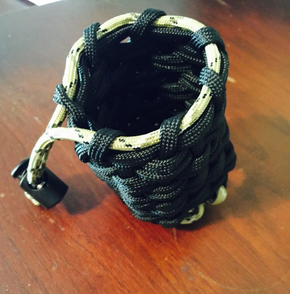Paracord pouch for Paracord drawstring bag