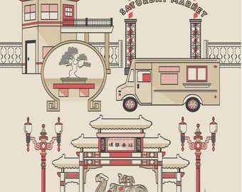 PDX - Chinatown
