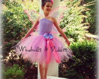 Sale.. Fairy Dress With Wings