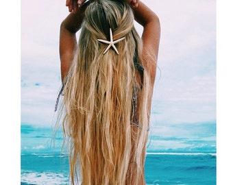 Classic Starfish Hair Clip
