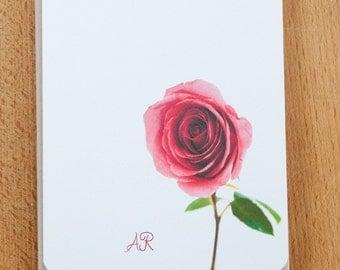 Stationary Set - Rose - Classic Stationery - Sustainable Gift