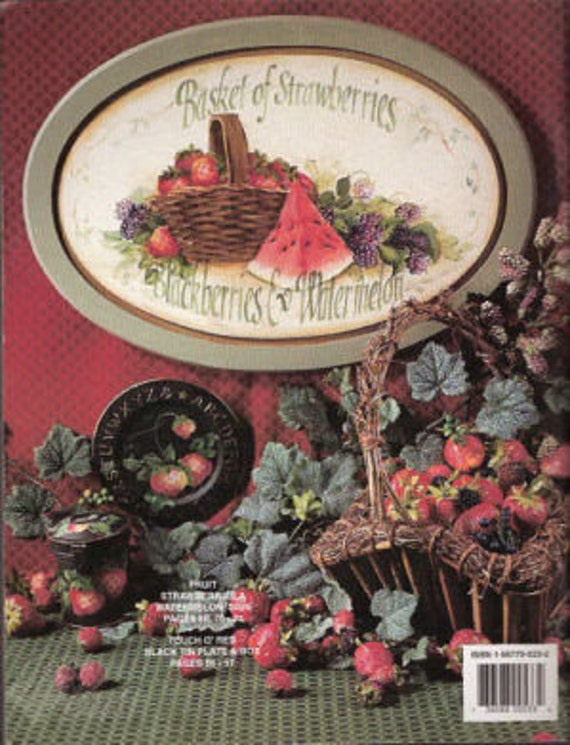Gran S Cottage Ros Stallcup Decorative Painting Book Tole