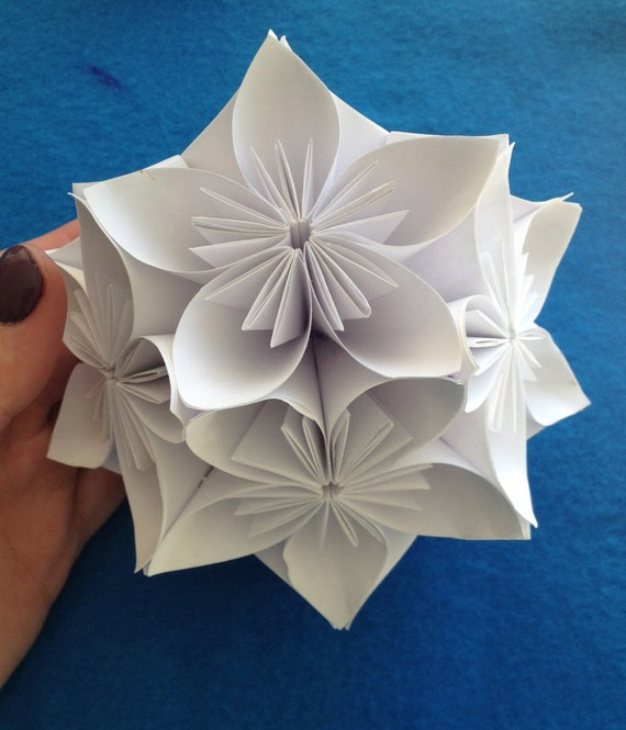 How to Make a Kusudama Flower (with Pictures) - wikiHow | 665x570