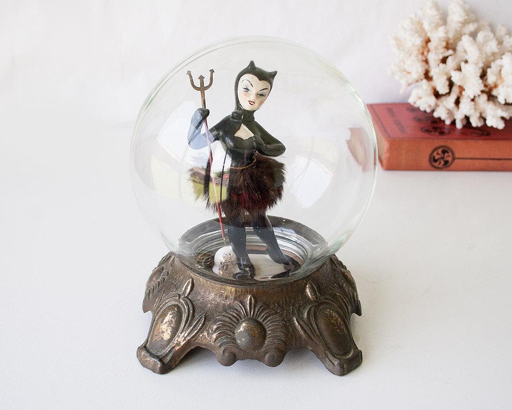 vintage rose bowl glass display dome or globe with base. Black Bedroom Furniture Sets. Home Design Ideas