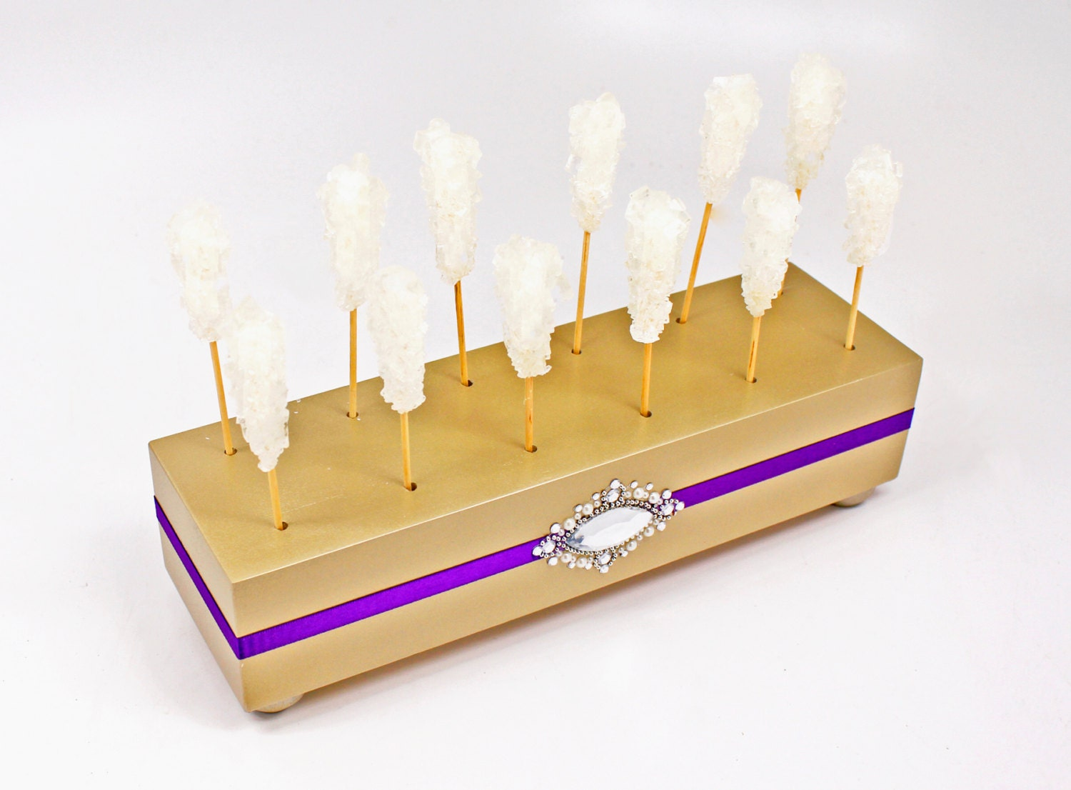 gold cake pop stand wedding cake pop holder by dazzlinggrace