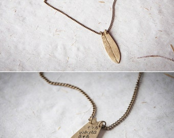 Necklace with handmade surfboard pendant, jewels for men & women, the waves are calling and I must go, gift ideas for surf lovers, fishtail