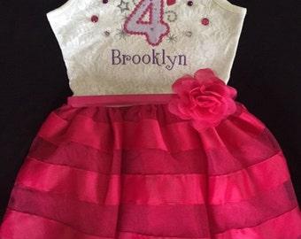 Princess Birthday Dress