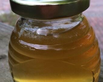 Honey gift jar (12 ounces) 100% Raw, Natural Yummy Honey
