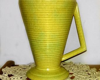 Vintage Art deco vase Art Deco china art deco vintage, 1930s vase, ceramic vase, art deco geometric vase art deco flower vase, pottery vase,