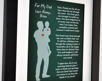 Father Of The Groom Wedding Thank You Gift From Son, For Dad Parent ...