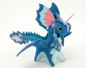 Soft toy Unicorn Horse MADE TO ORDER Plush Autumn fantasy animal textile toys Soft sculpture children, fabric toy, handmade, favorite toy