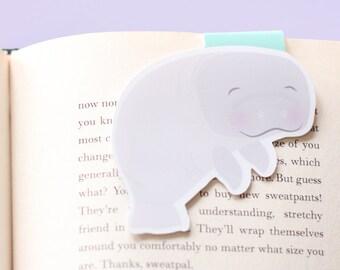 Manatee Magnetic Bookmark (Jumbo)