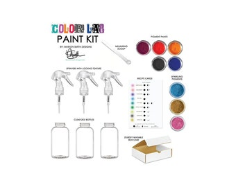 Color Lab Starter Set