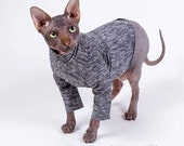 Cat Clothes Pet Sun Protection safe SPF Long Sleeved SunScreen safe outdoors dog shirt or Sphynx Cat Clothes Chinese Crested dog SPF 50