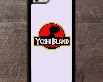Yoshi Island phone case