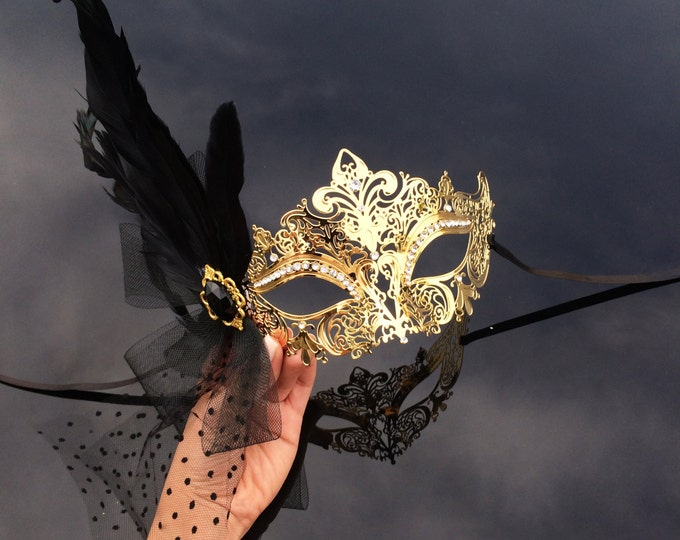 the great gatsby masks