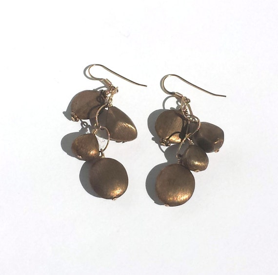 Gold Tone Jewelry Gold Tone Earrings Gold Tone