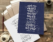Messes Matter Print - NEPALI RELIEF PRINT - Sleeping at Last Lyrics