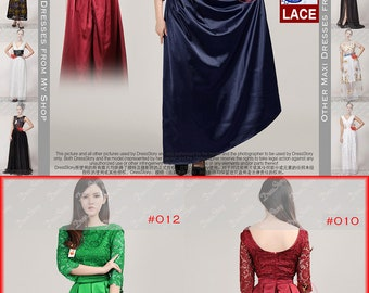 Backless Maxi Dress - Lace Maxi Dress - Satin Evening Dress - Lace Prom Dress - Long Prom Dress - Navy Lace Maxi Dress Evening Dress -N76