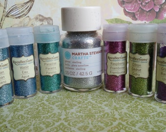 GLITTER Add-on for 15 Bachelorette Party Buttons