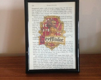 Gryffindor Framed Picture