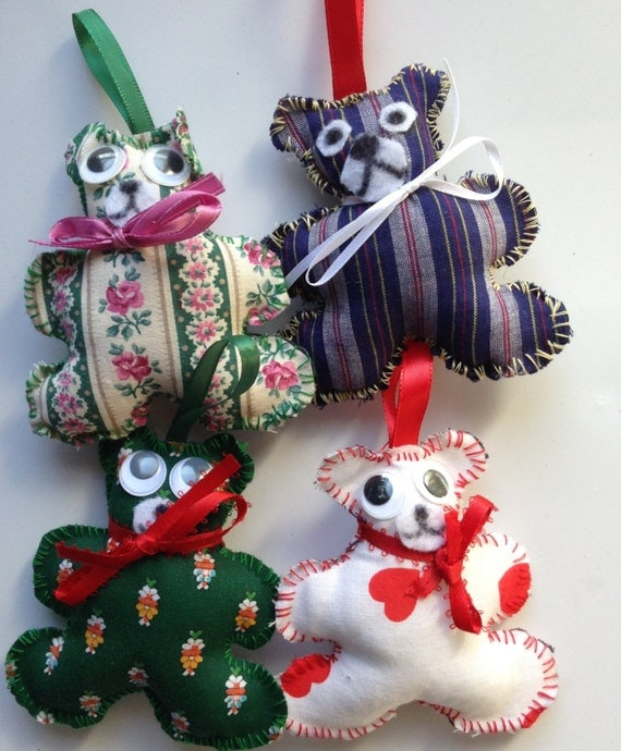 Clearance teddy bear christmas ornaments clearance item no for Christmas ornaments clearance