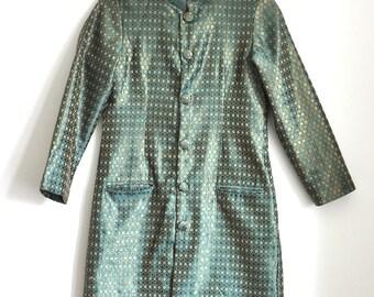 Vintage Handmade Indian Coat