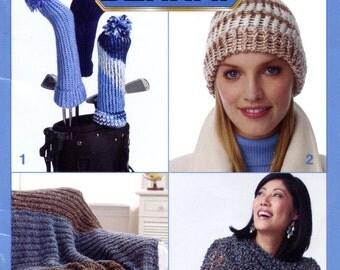 Knifty Knitter Loom Series Using Bernat Yarns (542021)