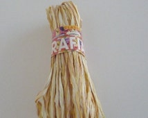 Raffia yarn from Adriafil - Natural