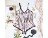 Vintage Style Romper Sewing Pattern Ohhh Lulu 1505 Emma Romper Teddy Instant Download Sewing Pattern PDF